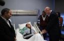 Cumhurbaşkanı Erdoğan'dan hastane ziyareti