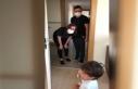 Doktor Çift 70 Gün Sonra Çocuklarına Kavuştu