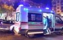 Kahramanmaraş'ta ambulans ile otomobil çarpıştı:...