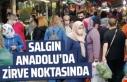 Sağlık Bakanı Koca: Salgın Anadolu'da ikinci...