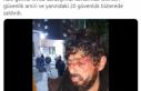 Güvenlikçileri evsiz adamı dövdü iddiası