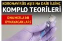 Koronavirüs aşısına ilişkin komplo teorileri