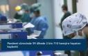 Pandemi sürecinde 59 ülkede 2 bin 710 hemşire hayatını...