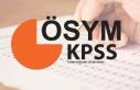 2020-KPSS Branş Bazında Sıralamaların Güncellenmesi