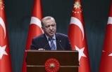 Erdoğan: Sokağa çıkma kısıtlamalarını tümüyle kaldırıyoruz