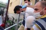 Kırık cam şişeyle sağlık çalışanına saldıran sanık tahliye edildi