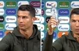 Ronaldo'nun 'Su için' tepkisi, Coca Cola'ya 4 milyar dolar değer kaybettirdi