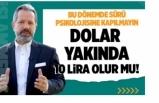 İslam Memiş: Dolar için 9.95 liranın artık önü açıldı!