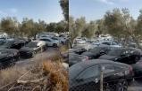 Sıfır otomobil yok' dediler 239 araç bulundu!