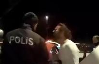 Polise Hakaret Eden Askeri Doktora 3 yıl Hapis İstendi