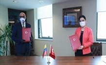 Türkiye ile Venezuela Arasında Sağlık Alanında Hibe Anlaşması