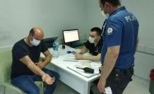 Samsun'da 2 doktor darp edildi