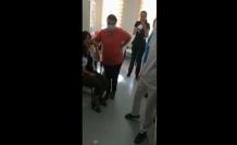 Hasta Yakını Aşı Yok Diye Hemşireyi Darp Etti