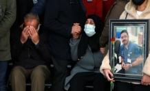 Yaşamını Yitiren Doktor Gözyaşları İle Defnedildi / Foto