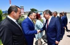 Sağlık Bakanı Gaziantep'te