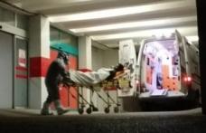 Sultangazi Haseki Hastanesi'nde bulaşıcı hastalık karantinası