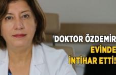 Uzman Doktorun Sır İntiharı