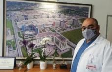 Ankara Şehir Hastanesi'nde, 7 bin 425 Covidli hasta sağlığına kavuştu