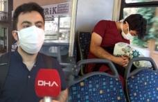 Görüntüleri sosyal medyada gündem olan doktoru üzen olay!