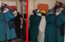 Keçiören'deki sağlıkçılara saldırı sonrası 2 gözaltı