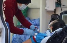 Ambulans Kazasında  Hemşire Yaralandı / Video