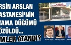 Ersin Arslan Hastanesi'nin atama düğümü çözüldü