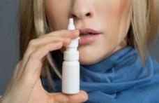 Koronavirüsten 48 saat boyunca koruyan burun spreyi üretildi