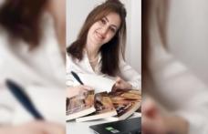 Hemşirenin, pandemi sürecinde kaleme aldığı romanı çıktı.