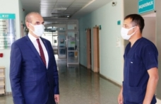 Akçakale Devlet Hastanesi başhekimi değişti