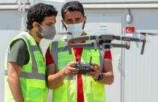 Ankara UMKE Ekibine Drone Kullanım Eğitimi