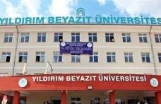 Ankara Yıldırım Beyazıt Üniversitesi 40 İşçi Alacak