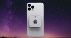 iPhone'u Magic Mouse Mini'ye dönüştüren aparat!