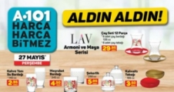 24 Nisan  ŞOK, A101 ve BİM marketlerde bu haftanın fırsat ürünleri