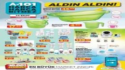 12 Ekim ŞOK, A101 ve BİM marketlerde bu haftanın fırsat ürünleri