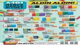 20 Eylül ŞOK, A101 ve BİM marketlerde bu haftanın fırsat ürünleri