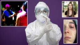 Kabus corona virüsü gölgede bıraktı! Hemşire ve doktorlar...