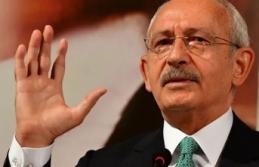 Kılıçdaroğlu'nun Cumhurbaşkanı adayı olarak...