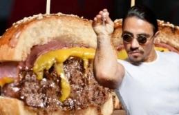 Nusret'in 3 hamburger fiyatı sosyal medyayı...