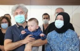 Rahim nakliyle doğan 'Ömer Özkan' doktor adaşıyla...