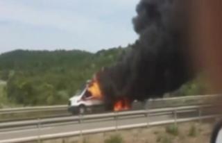 15 Günde 3'üncü Ambulans Yangını Bu Sefer...