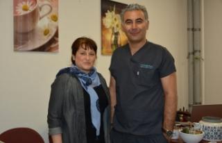 Bulgar doktorların yapamadığı ameliyat Türkiye'de...