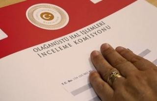 OHAL Komisyonu 2 Sağlıkçıyı Göreve İade Etti