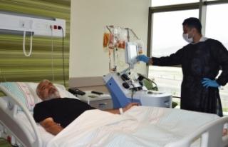 Kayseri Şehir Hastanesinde 3 ayda 9 KKKA'lı...