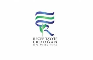 Recep Tayyip Erdoğan Üni. Sözleşmeli Sağlıkçı...