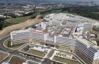 Bursa Şehir Hastanesi yarın hasta kabulüne başlıyor