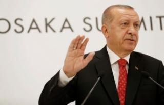 Cumhurbaşkanı Erdoğan: Hatalarımızı tamir edeceğiz