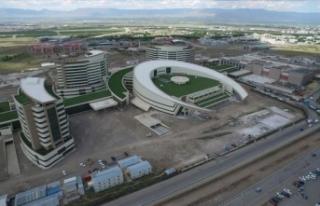 Erzurum ve Bursa'da Şehir Hastanelerinde Son...