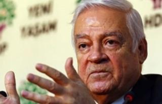 Eski Ak Partili Dengir Mir Mehmet Fırat hayatını...