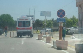 Flaş.. Ambulans Kaçırıldı 1 Polis Vuruldu