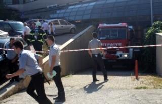Hastanede yangın çıktı, binada bulunan 27 hasta...